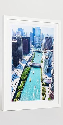 Gray Malin - Chicago River