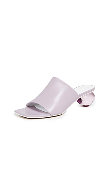 Gray Matters Egg Grande Slide Sandals