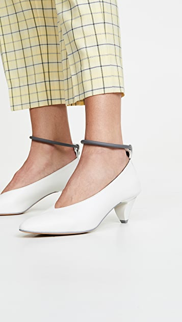 Gray Matters Neon Pumps