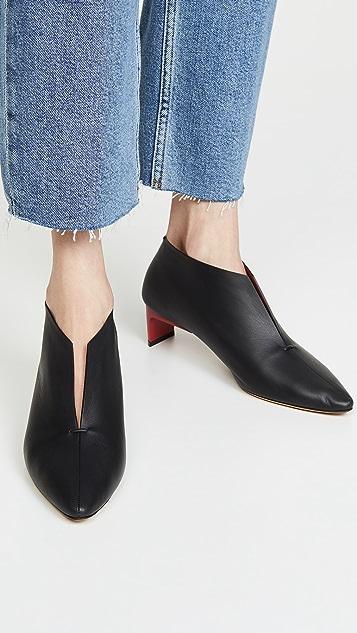 Gray Matters Piega 浅口鞋