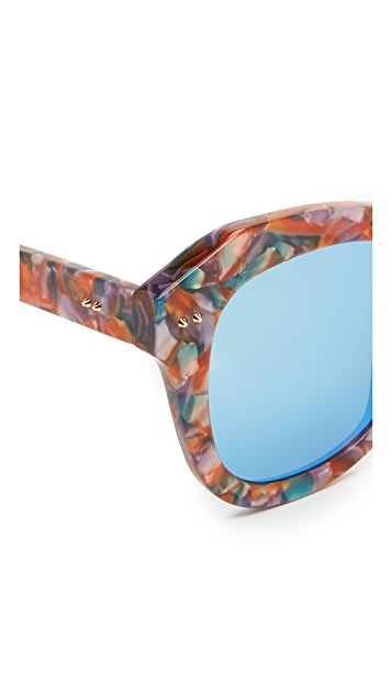 Gentle Monster Luck And Fate Sunglasses