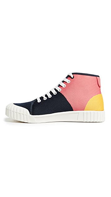 Good News Gamer High Top Sneakers