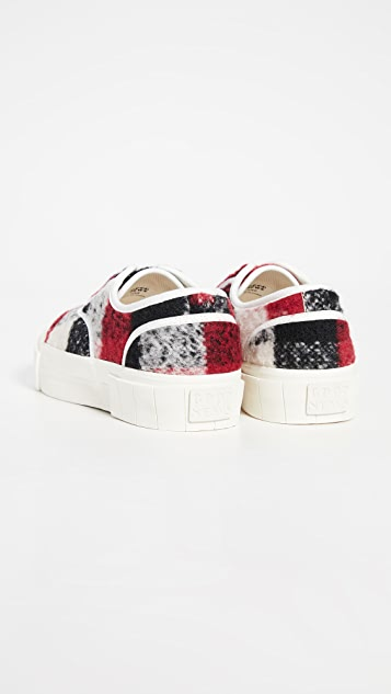 Good News Softball 2 Low Top Sneakers