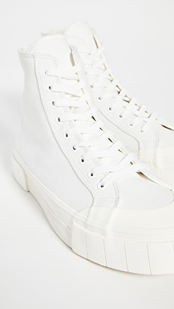 Good News Bagger 2 High Top Sneakers