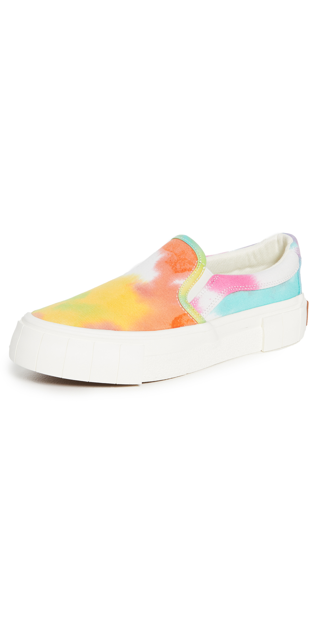 Yess Ombre Slip On Sneakers