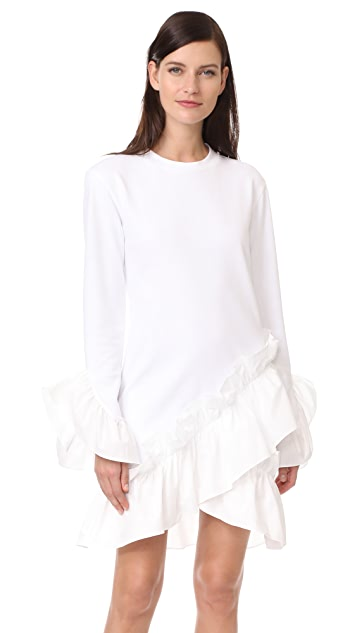 GOEN.J Ruffle Dress