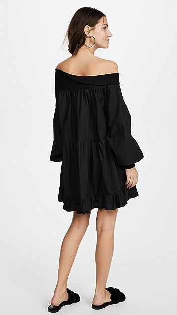 GOEN.J Layered OTS Dress