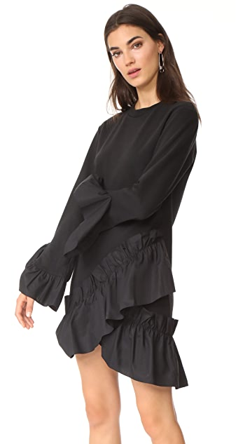 GOEN.J Ruffle Dress