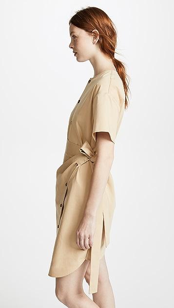Goen.J asymmetric wrap dress 100% Original Cheap Online Outlet 100% Guaranteed Shopping Online Free Shipping Online Shopping qLoVQmxkjr