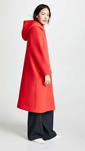 GOEN.J Wool Coat