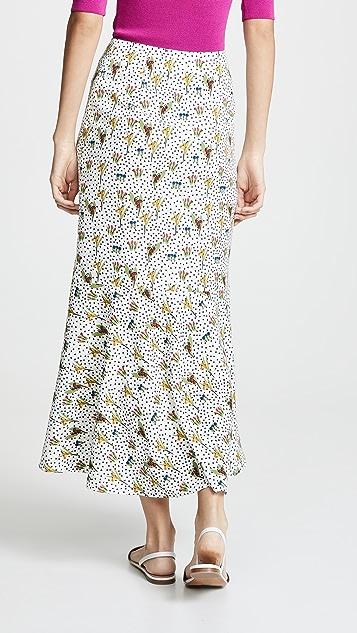 GOEN.J Printed Skirt
