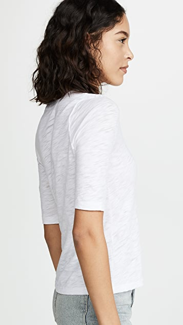 Goldie Elbow Sleeve Tee