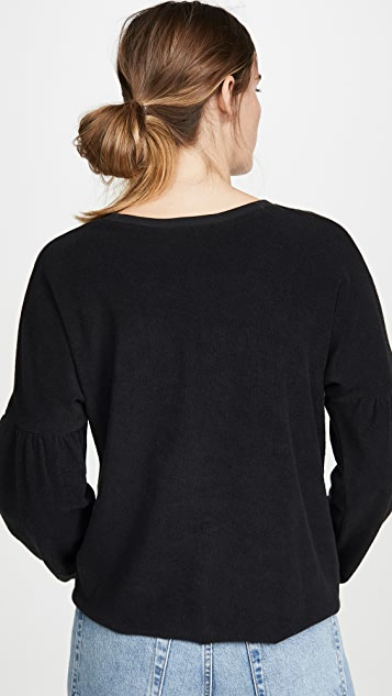 Goldie Drop Shoulder Sweatshirt