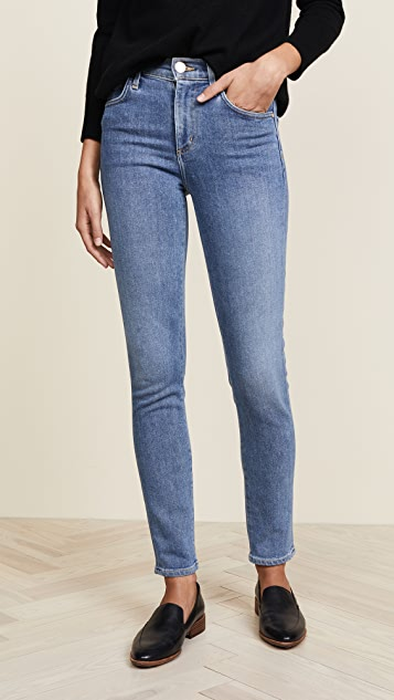 GOLDSIGN The Profit Ankle Skinny Jeans