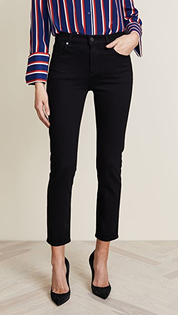 GOLDSIGN The Semi Fit Slim Straight Jeans