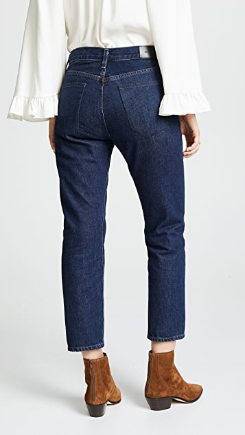 GOLDSIGN The Low Slung Jeans