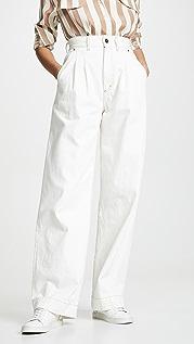 GOLDSIGN 牛仔裤