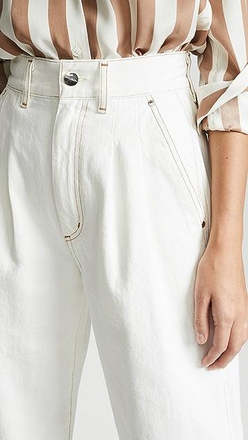 GOLDSIGN Джинсовые брюки