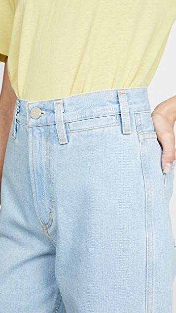 GOLDSIGN The Welt Pocket Jeans