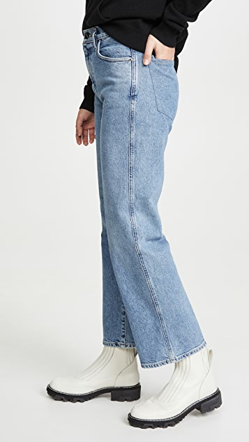 GOLDSIGN The Cropped A Jeans