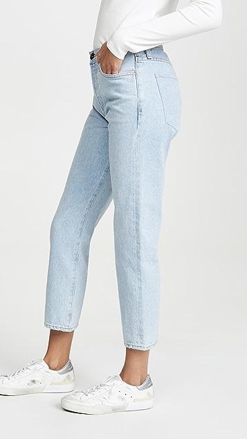 GOLDSIGN 低腰牛仔裤