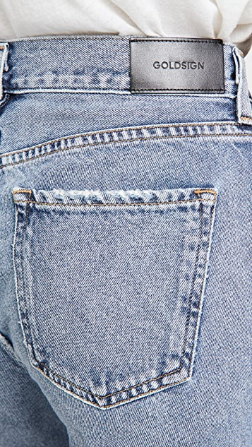 GOLDSIGN The Nineties Boot Jeans