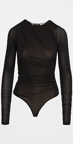 GOLDSIGN - The Twist Thong Bodysuit