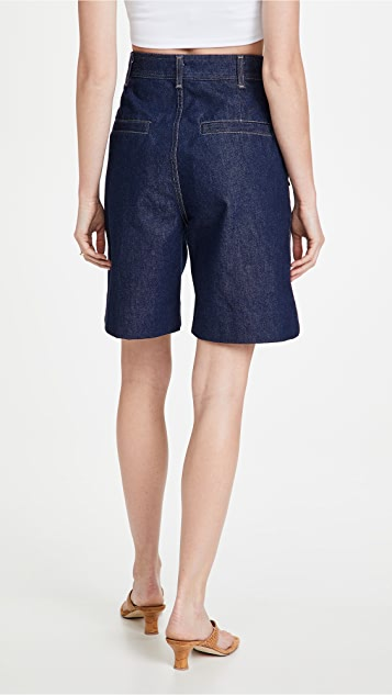 GOLDSIGN The Pieced Pocket Shorts