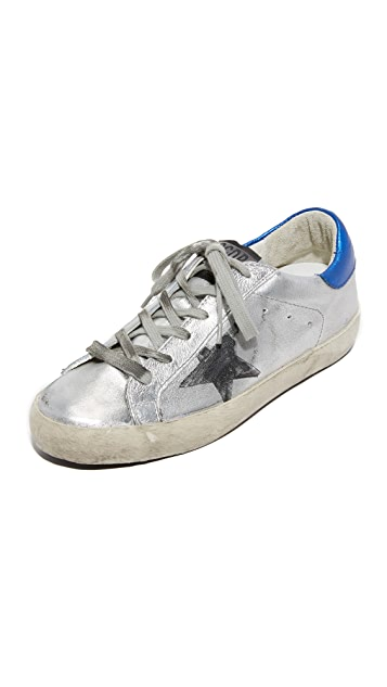 golden goose silver