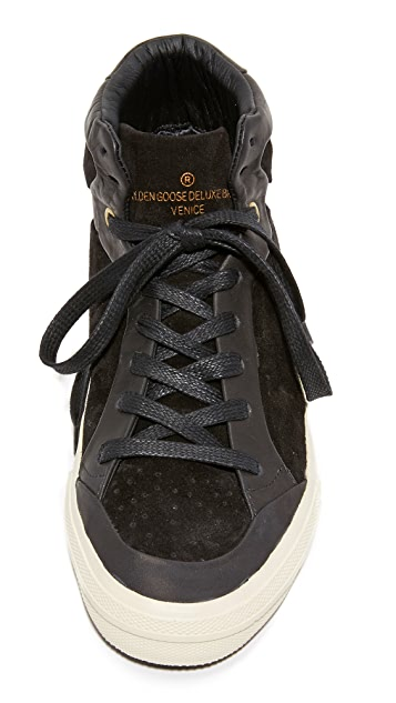 Golden Goose 2.12 Bespoke High Top Sneakers