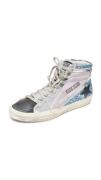 754eeb85d11d Golden Goose Slide High Top Sneakers | SHOPBOP