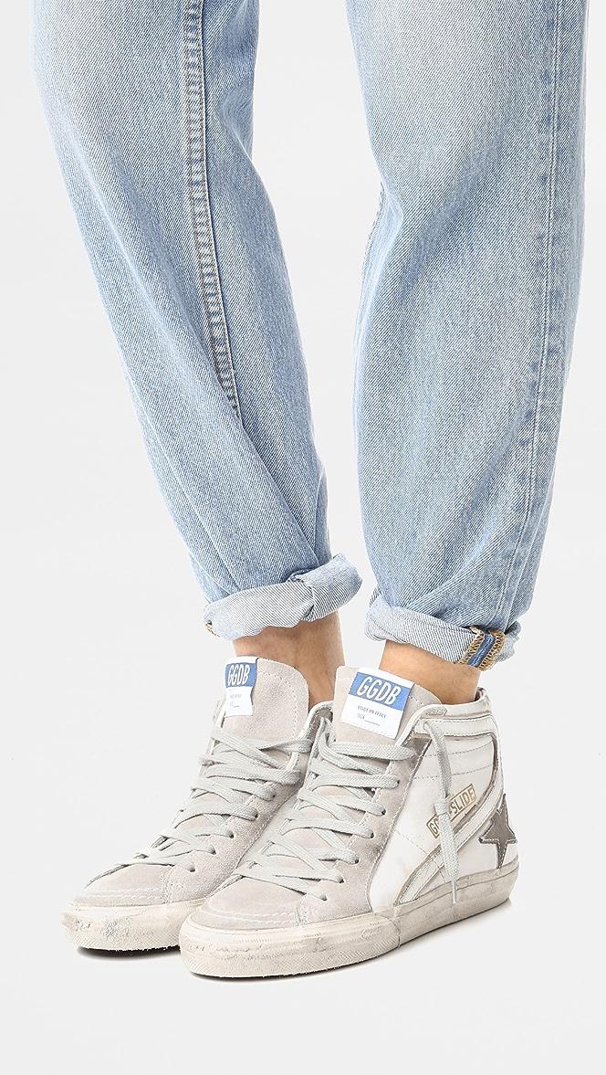 Golden Goose Slide Sneakers | SHOPBOP
