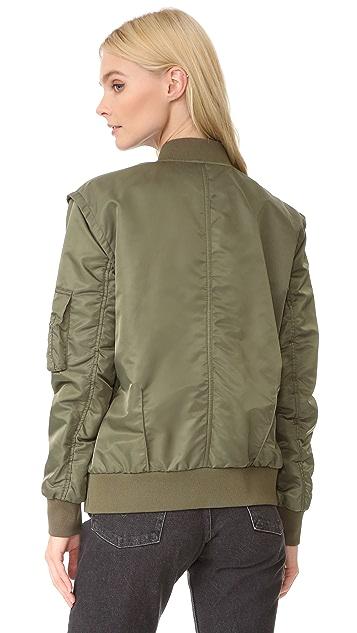 Golden Goose Bomber Sunset Jacket