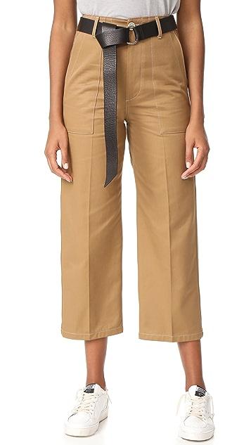 Golden Goose Patch Pants