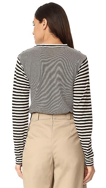 Golden Goose Long Sleeve T-Shirt