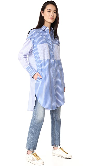 Golden Goose Shirtdress
