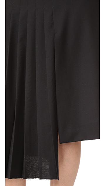Golden Goose Plisse Skirt