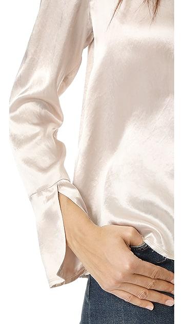 Golden Goose Long Sleeve Top