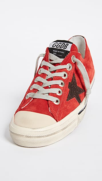 Golden Goose V Star 2 Sneakers