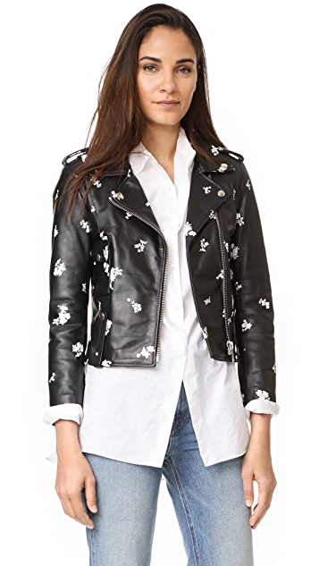 Golden Goose Mini Chiodo Jacket