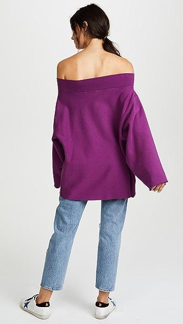 Golden Goose Cesca Sweatshirt