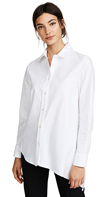 Golden Goose Golden Asymmetric Shirt