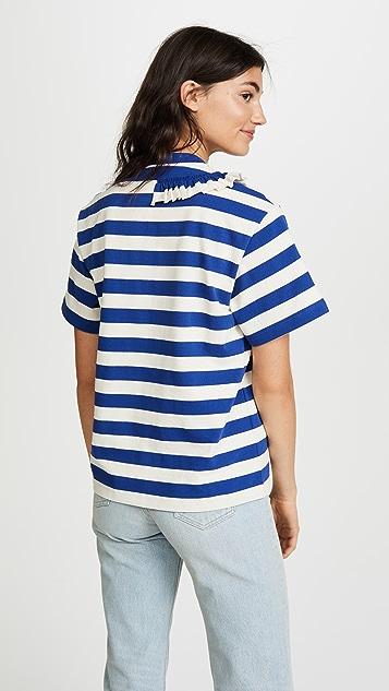 Golden Goose Gisa Striped T-shirt
