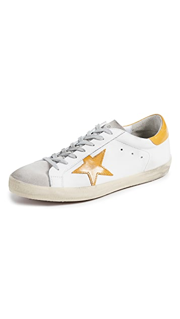 Golden Goose Women's Cheap SuperStar White/Ivory Leather