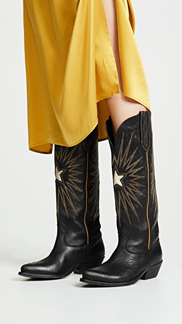 Golden Goose Wish Star Boots