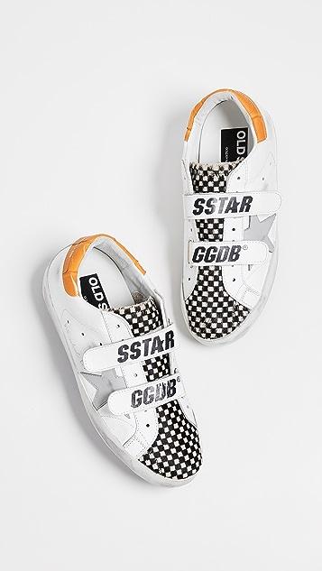 Golden Goose Superstar Old School Sneakers