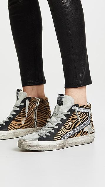 Golden Goose Slide Sneakers