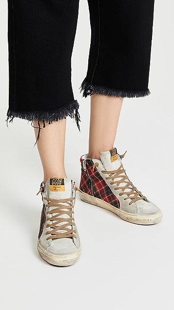 381d658c Slide Sneakers Golden Sneakers; Goose Golden Slide Goose fWYrXqYw