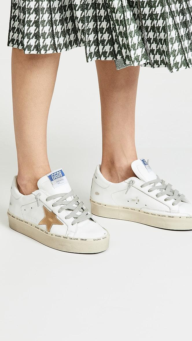 Golden Goose Hi Star Sneakers | SHOPBOP
