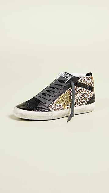23e278d35d6f Golden Goose Mid Star Sneakers | SHOPBOP